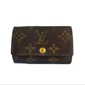 Louis Vuitton Monogram Key Case